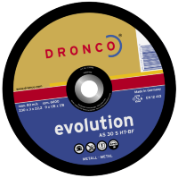 Диск по металлу Dronco Evolution AS30V 230x3x22,23