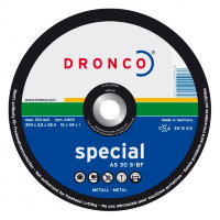 Диск по металлу Dronco Special AS30S 350x3.5x25.4